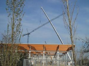 Servizio di montaggio gru per cantieri (foto 2)