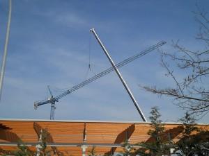 Servizio di noleggio gru per cantieri (foto 1)