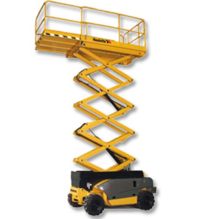 Noleggio piattaforme aeree verticali compatte
