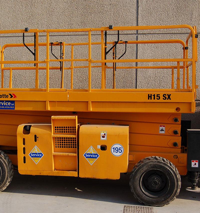Haulotte H15 SX