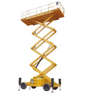 Noleggio piattaforme aeree verticali semoventi fino 18 metri