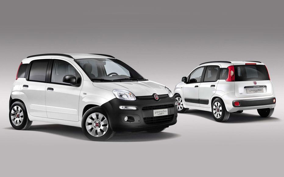 Noleggio FIAT Panda Van