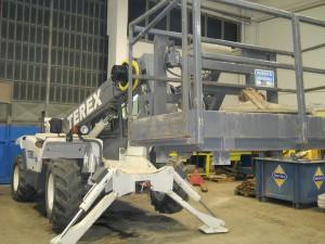 Vendita sollevatore telescopico usato Mod. Terex-30_13-TELELIFT