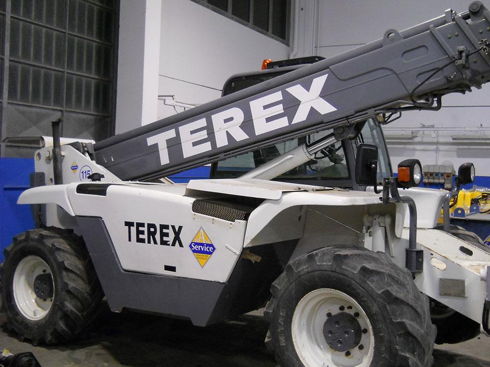 Vendita sollevatore telescopico usato Mod. Terex-30_13-TELELIFT-2