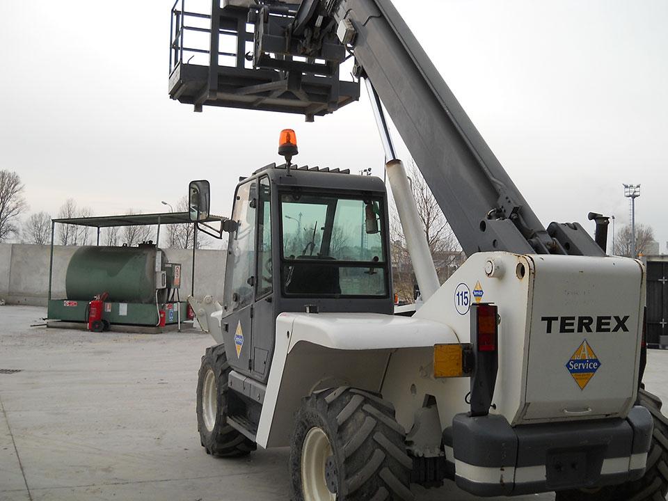 Vendita sollevatore telescopico usato Mod. Terex-30_13-TELELIFT-4