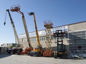 Stabilimento RAM Service a Ravenna