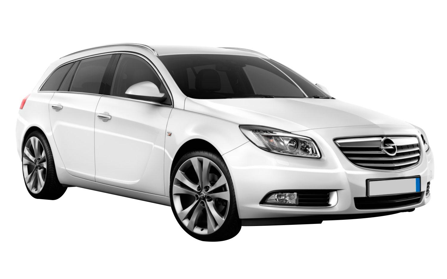 Noleggio autovettura Opel Insigna