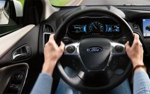 Quadro Ford Focus a noleggio